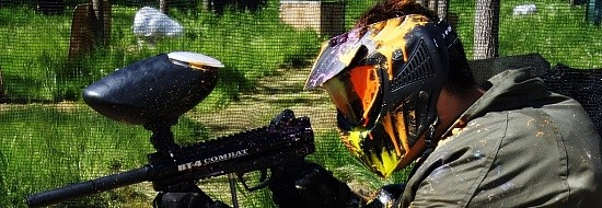 Paintball Outdoor